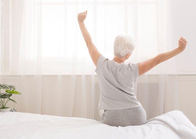 Dobrý spánok je základ pre dobrý deň