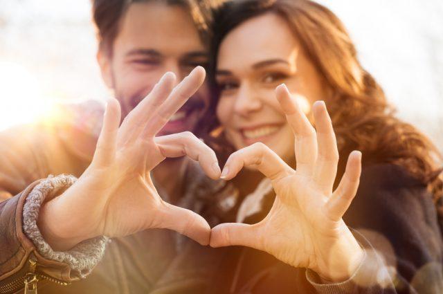 Tajomstvo šťastnej lásky