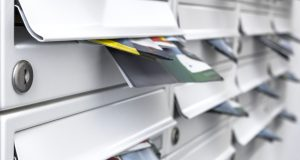 Vyčistite svoje poštové schránky! Letáky nájdete na internete