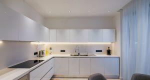 Aké osvetlenie sa hodí do kuchyne?