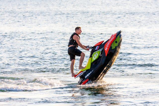 Adrenalínové vodné športy