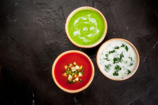 Najchutnejšie letné polievky