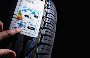 Nezľaknite sa údajov na nových štítkoch pneumatík