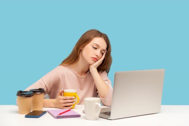 Únava, chronická únava, únavový syndróm