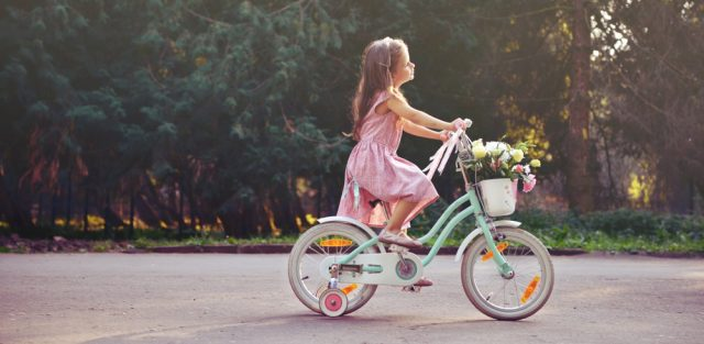 Detské bicykle pre malých aj veľkých