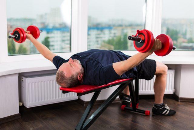 Efektívne cvičenie takmer bez investície