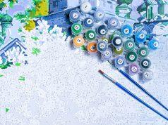 Maľovanie podľa čísel: Aká je história a o čo v skutočnosti ide?